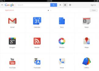 L'application Recherche Google pour iPad s'offre un nouveau design 2