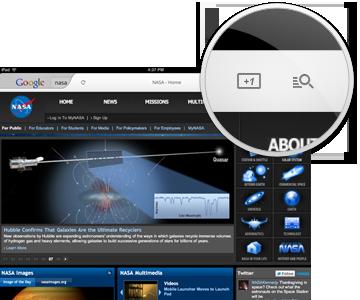 Application recherche google pour ipad outils google for Application miroir pour ipad