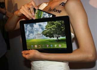 Asus PadFone : lancement prévu en février 2012 4