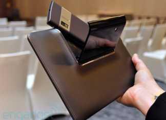 Asus PadFone : lancement prévu en février 2012 5
