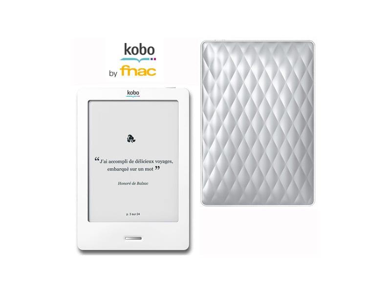 Fnac Kobo : La FNAC lance sa nouvelle liseuse électronique Kobo