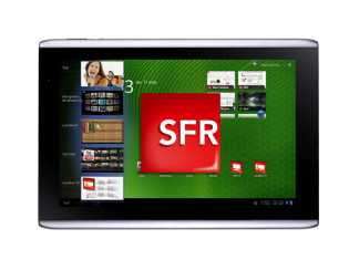 Forfait Acer Iconia Tab A501 : la tablette Iconia Tab A501 à partir de 1€ chez SFR !