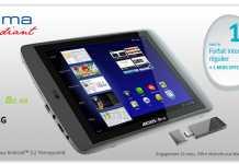 Forfait Tablette Proxima Etudiant  : la tablette Archos 80 G9 + Clé 3G à 1€ pour les étudiants 2