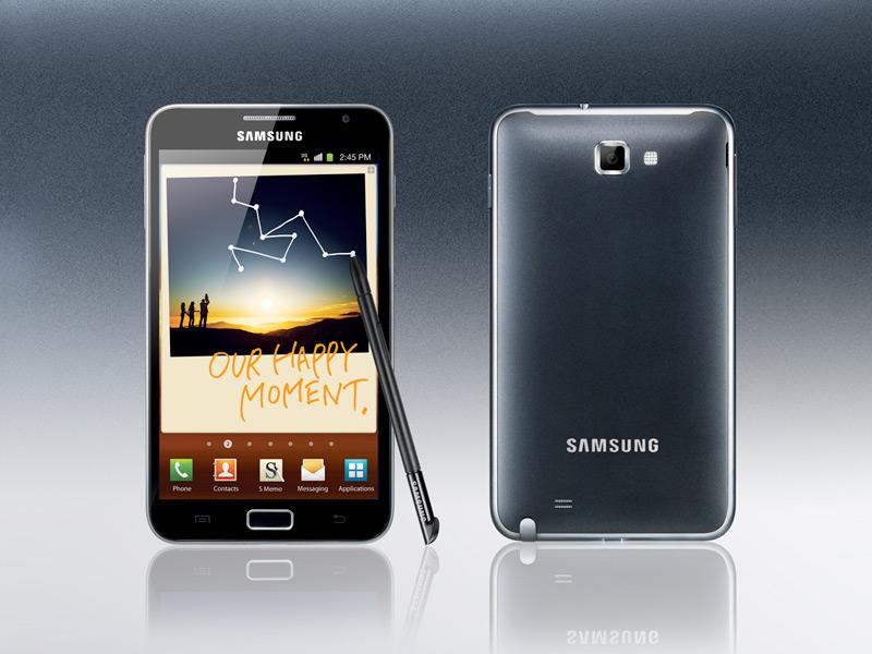 Abonnement Samsung Galaxy Note : Comparer les prix des Forfaits Galaxy Note