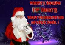 Une tablette tactile comme cadeau de Noël ? La sélection d'iLoveTablette 2