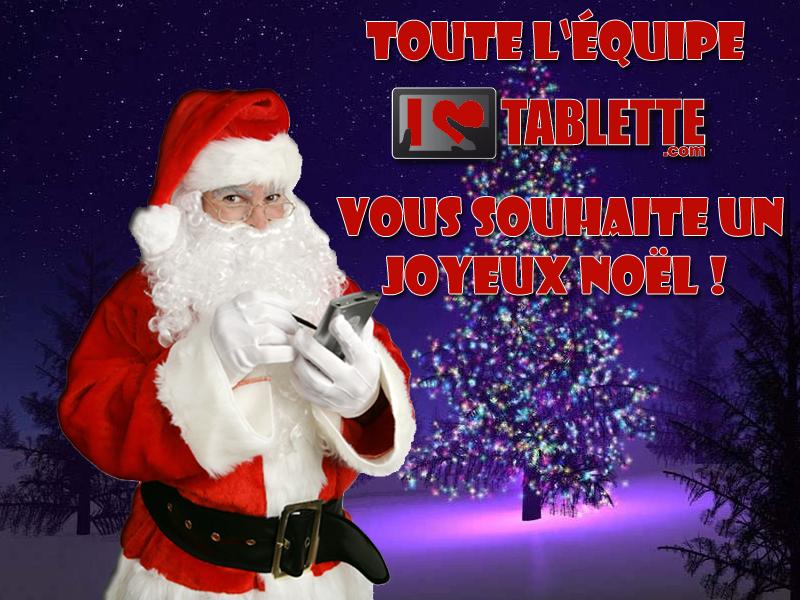 Une tablette tactile comme cadeau de Noël ? La sélection d'iLoveTablette