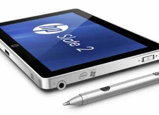 HP Slate 2 : HP garde une présence sur les tablettes tactiles destinées au marché professionnel 3