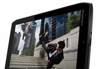 Motorola Xoom 2 et Xoom 2 Media Edition sont officielles 6