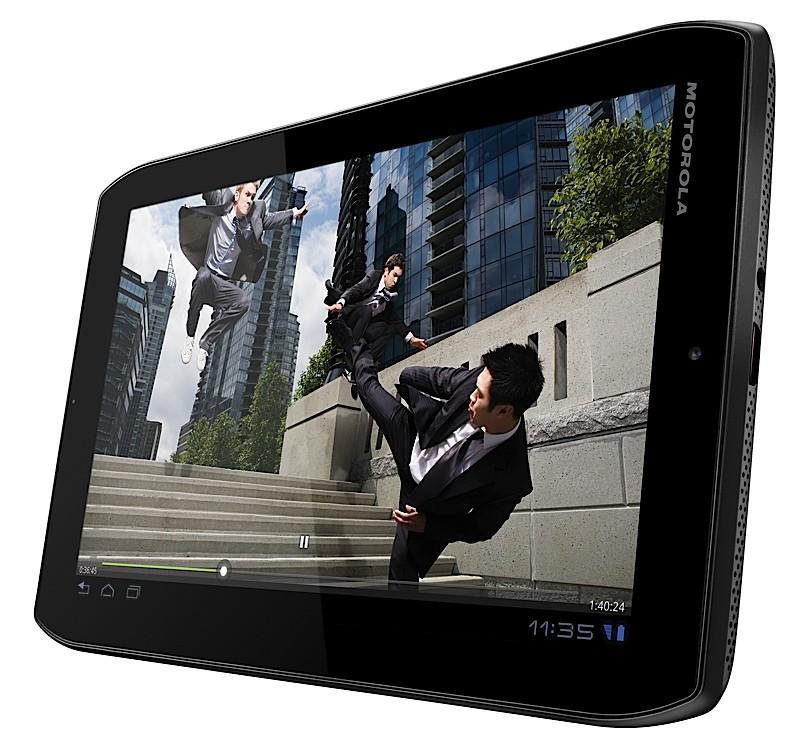 Motorola Xoom 2 et Xoom 2 Media Edition sont officielles