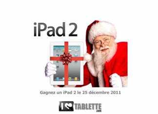 Concours : Gagnez la tablette tactile Apple iPad 2 Wi-Fi 16 Go blanc 1