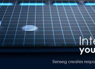 Senseg : une technologie pour ressentir le relief de l'écran de votre tablette tactile  1