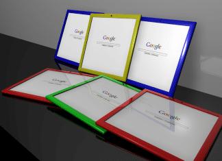 Tablette Google : Google annonce la sortie de sa tablette tactile dans six mois ! 1