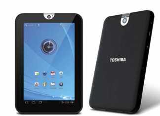 Une nouvelle tablette chez Toshiba : La Thrive 7 2