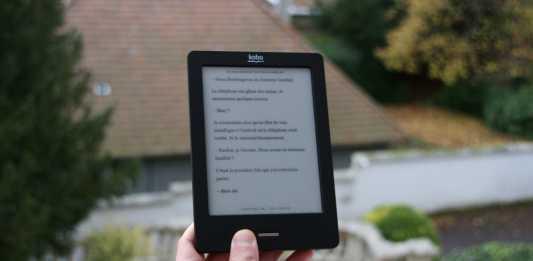 Test et avis complet Kobo by Fnac 12