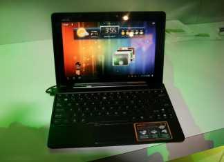 Tablette Asus Eee Pad Prime HD ne sera pas disponible en France avant le mois de Juin 1