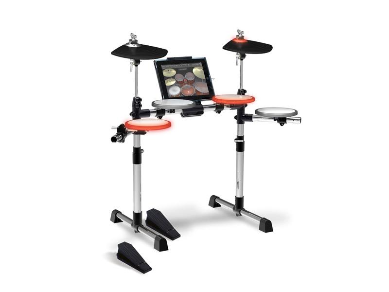 CES 2012 : Accessoire ION, apprenez la batterie avec le ION Drum apprendice et ION Drum Master