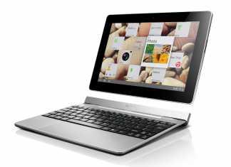 LIVE CES 2012 : Une nouvelle Tablette Lenovo IdeaTab S2 8
