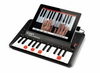 CES 2012 : Accessoire ION, Piano Apprendice, Piano Master et Piano Studio, apprenez le piano avec votre iPad