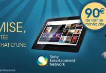 Code Promo Tablette Tactile : la remise de 90€ prolongée pour les tablettes Sony S & P