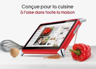 La tablette tactile QOOQ Made in France sera présente au CES 2012 à Las Vegas