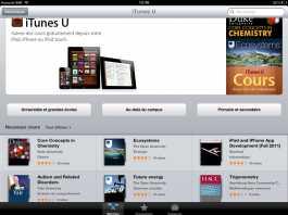 iTunes U : l'application qui révolutionne la vie des étudiants 3