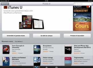 iTunes U : l'application qui révolutionne la vie des étudiants 3