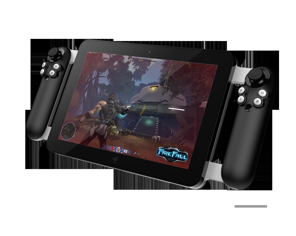 Razer Projet Fiona : la tablette tactile 100% gamers au CES 2012 en images et vidéos