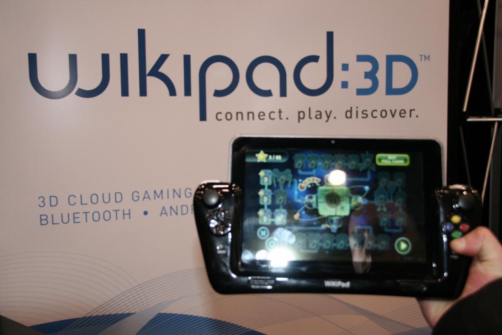 tablette 3d