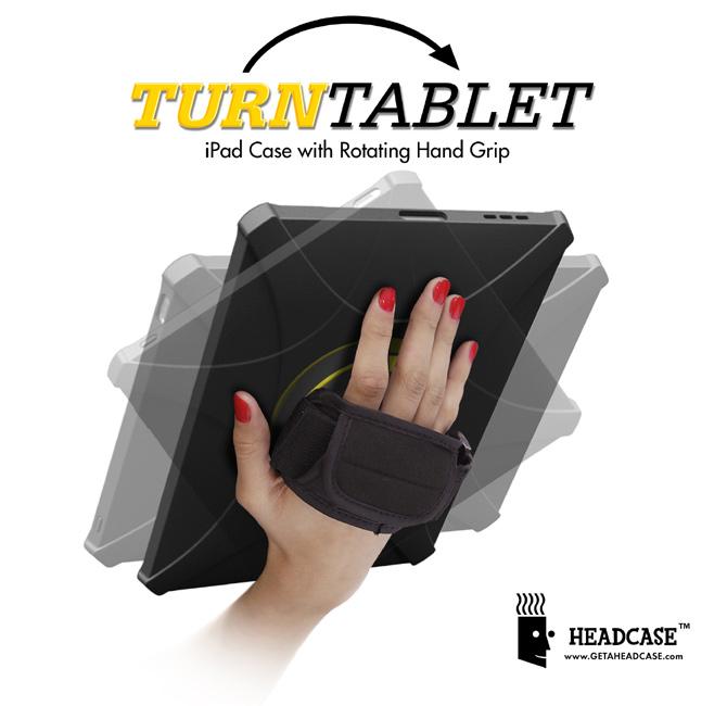 CES 2012 : Turn Tablet Headcase pour iPad 1 et iPad 2
