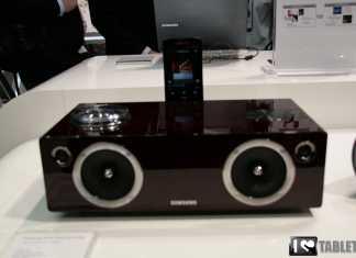 Dock Audio Samsung DA-E760 : Amplificateur à Lampes avec station d'accueil ! 7