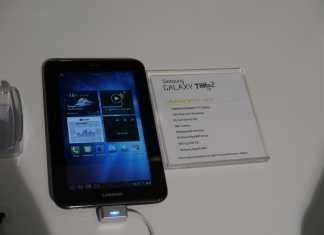 De nouvelles photos et une vidéo de prise en main de la Samsung Galaxy Tab 2  6