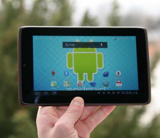 Test complet de la tablette ViewSonic ViewPad 7x 2