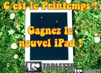 Concours : Gagnez le Nouvel iPad Wi-Fi 16 Go blanc avec iLoveTablette.com 3