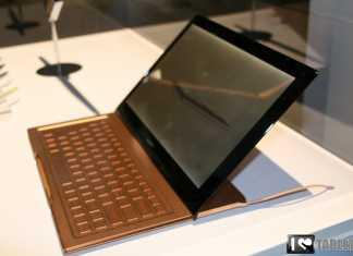 Une tablette tactile Sony sous Windows 8 ? 5