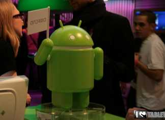 Google au World Mobile Congress de Barcelone : Android 4 Ice cream sandwich superstar ! 4