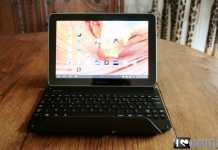 Housse/clavier bluetooth pour Samsung Galaxy Tab 8.9 [Test] 5