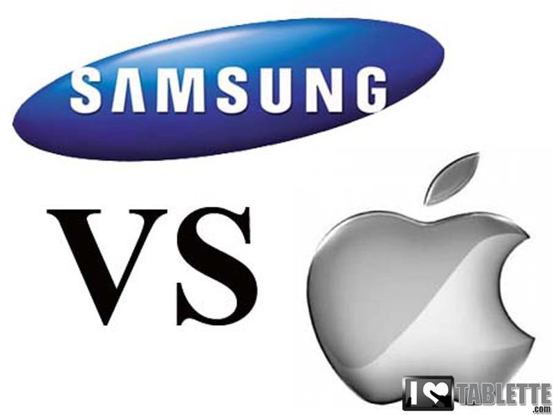 Un comparatif entre le Galaxy Note 10.1 VS Nouvel iPad par… Samsung !