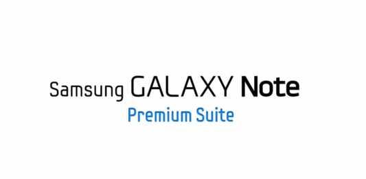 La mise à jour Android 4 ICS du Galaxy Note s'accompagnera d'une Premium Suite