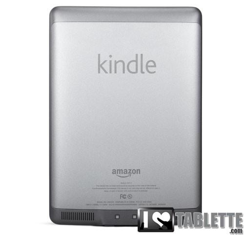 tablette tactile amazon lancement du ebook kindle touch. Black Bedroom Furniture Sets. Home Design Ideas