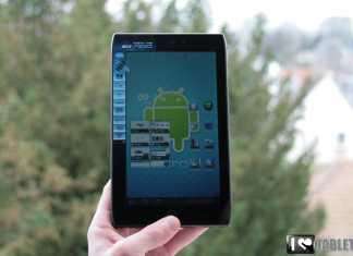 Test et avis de la tablette Acer Iconia Tab A100 2