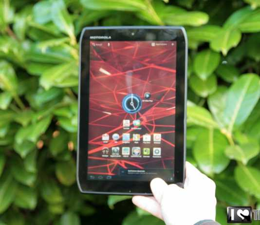 Test et avis de la tablette Motorola Xoom 2 Media Edition 2
