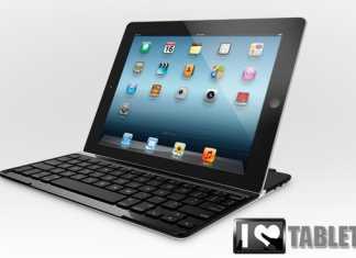 Clavier pour iPad : Logitech lance un clavier ultra fin pour iPad 2 & Nouvel iPad 3