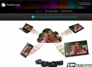 Cloud Computing : Sony lance également son offre en Europe avec PlayMemories