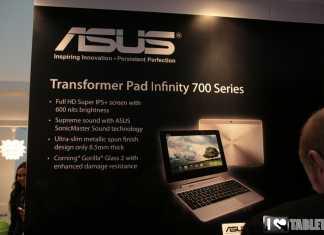 Tablettes Asus Transformer Pad Infinity, Padfone et TF300 : Prix et date de sortie en Europe 4
