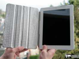 Housse Cuir pour iPad 2 et Nouvel iPad par Norêve 8