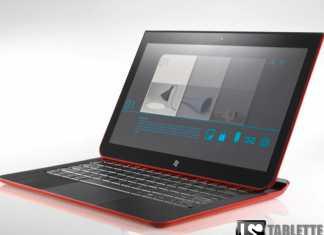 Intel présente les spécifications pour Windows 8 et un prototype de tablette, l'Intel Letexo (ou cover Point) 2
