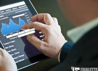 Les entreprises optent pour les tablettes tactiles