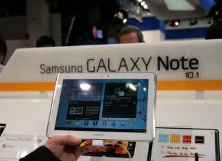 Tablette Samsung Galaxy Tab 2 et Galaxy Note 10.1 : Changement de processeur et retard sur la sortie