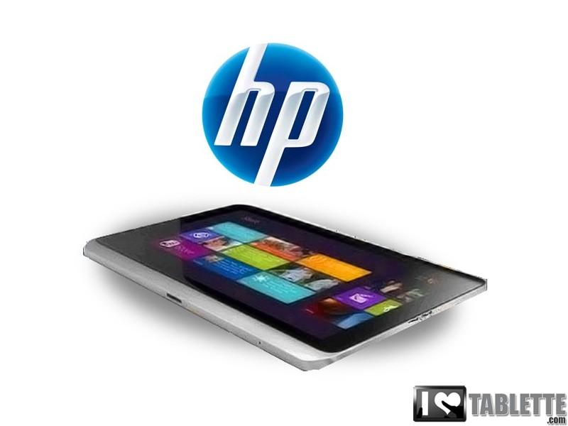 HP Slate 8 : HP de retour sur le marché des tablettes vise les professionnels
