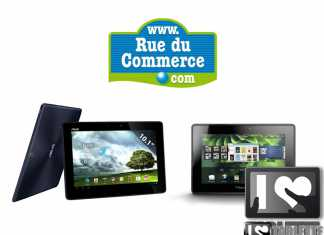 Promo Rue Du Commerce : La tablette BlackBerry PlayBook à 199€